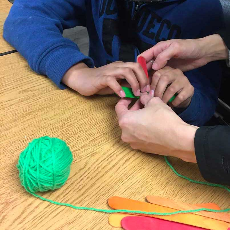 Tactile Tech for Inclusive Teaching