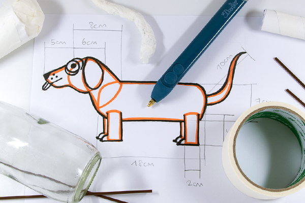 How To Draw In 3D with a 3D pen